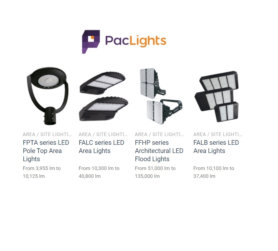 Paclights outdoor