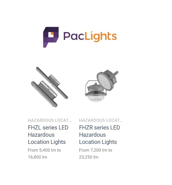 Paclights ind