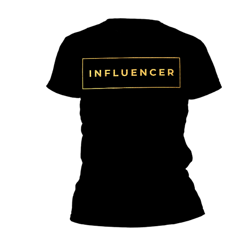 Influencer T-Shirt (Youth)