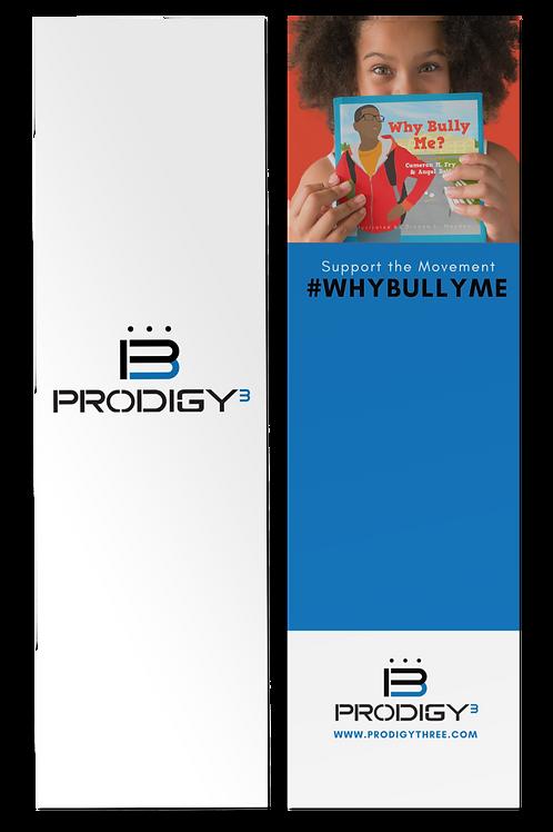 WBM Bookmark (Doublesided)