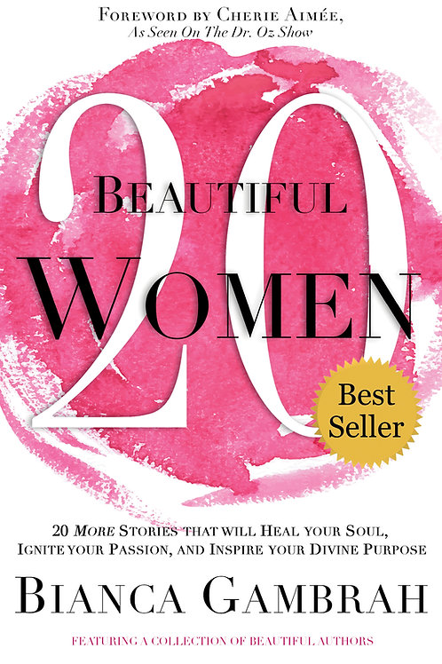 20 Beautiful Women Book
