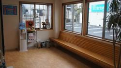 犬の待合室