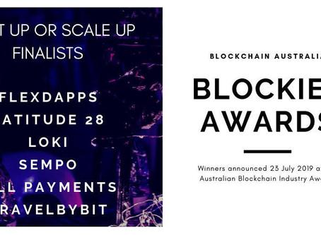 Blockchain Awards Finalists