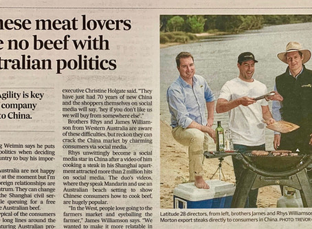 L28 featured in AFR