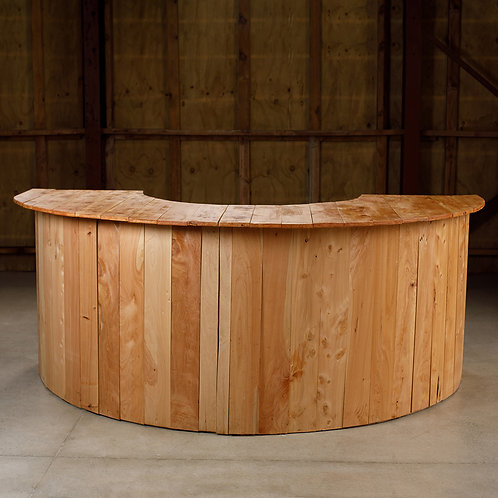 Round Corner Bar