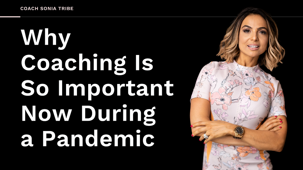 Why Coaching Is So Important Now During a Pandemic