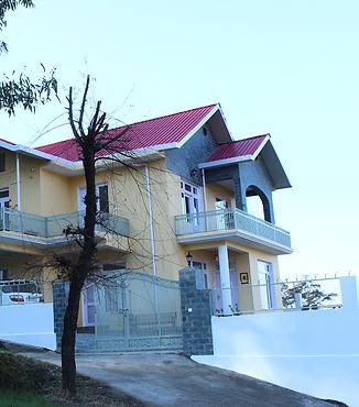 Pushpangan Villa, Palampur