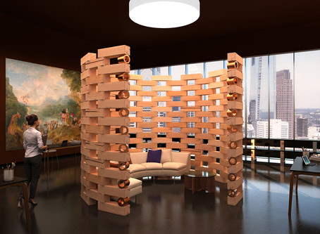 CRAFTWAND® - The Modular Wood Wall System