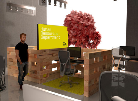 Sustainable Furniture Systems for the New Workplace