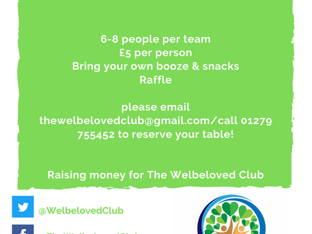 Welbeloved Quiz Night