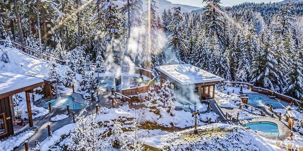 NEW EVENT: Scandinave Spa