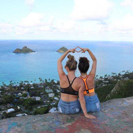 Where in the World are TXST ADPi's?