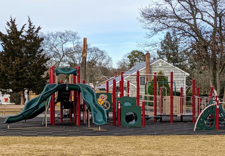 Cute park in our neighborhood