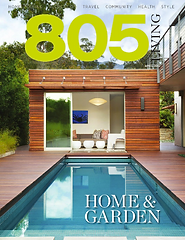Cover of 805 magazine