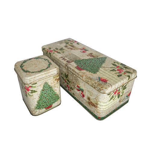 Signature Product Combination - Christmas Tradition Tins