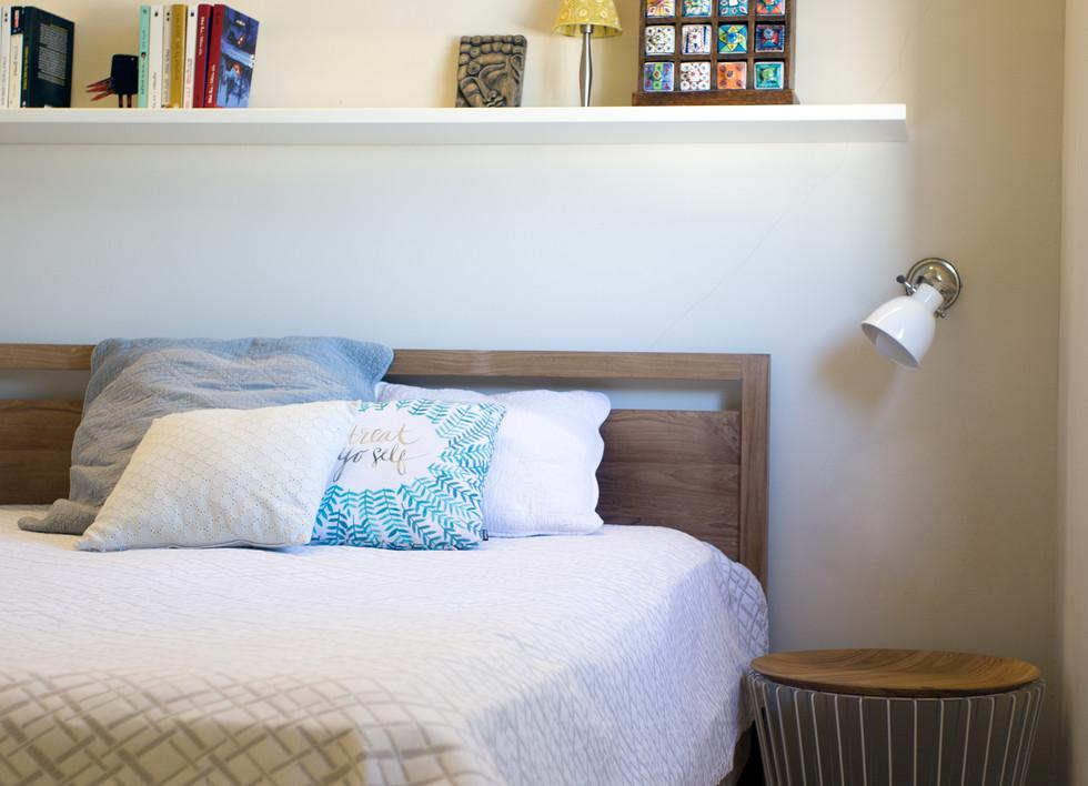 סטיילינג-חדר שינה הורים