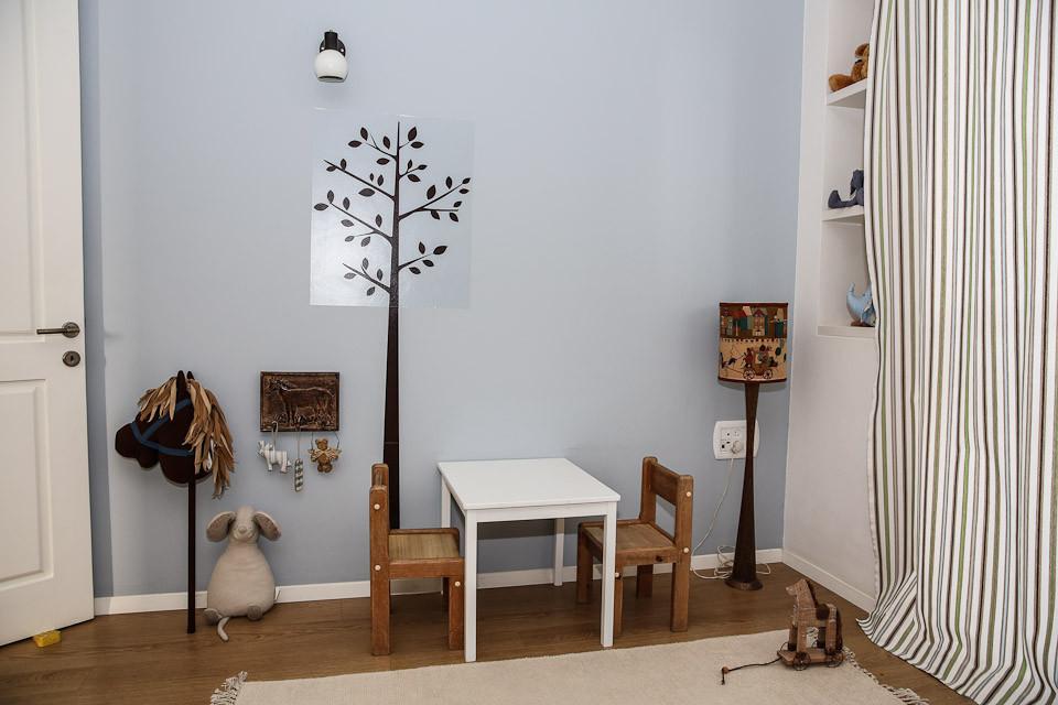 חדר ילד צעיר
