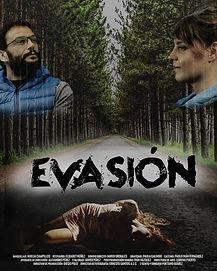 cartel cortometraje evasión
