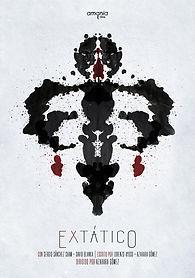 cartel cortometraje extático