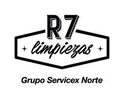 limpiezas r7 logo