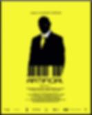 cartel cortometraje artificial