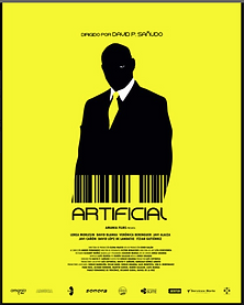 cartel cortometraje artificial
