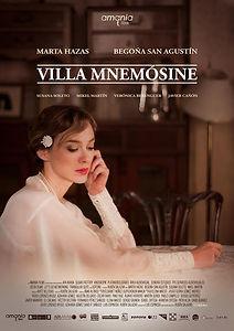 cartel cortometraje Villa Mnemósine