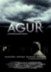 cartel cortometraje agur