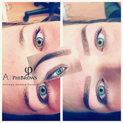 #microblading #tattoo #phibrows  #perman