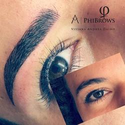 #microblading #phibrows #augenbrauen #br