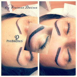 #phibrows #wohlen #permanentmakeup