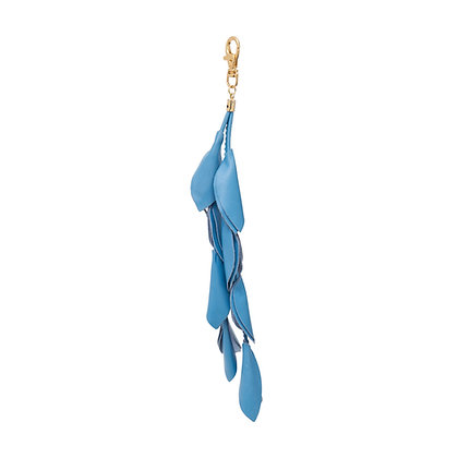 Penduricalho Flores Azul