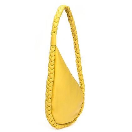 Bolsa Trança Amarela
