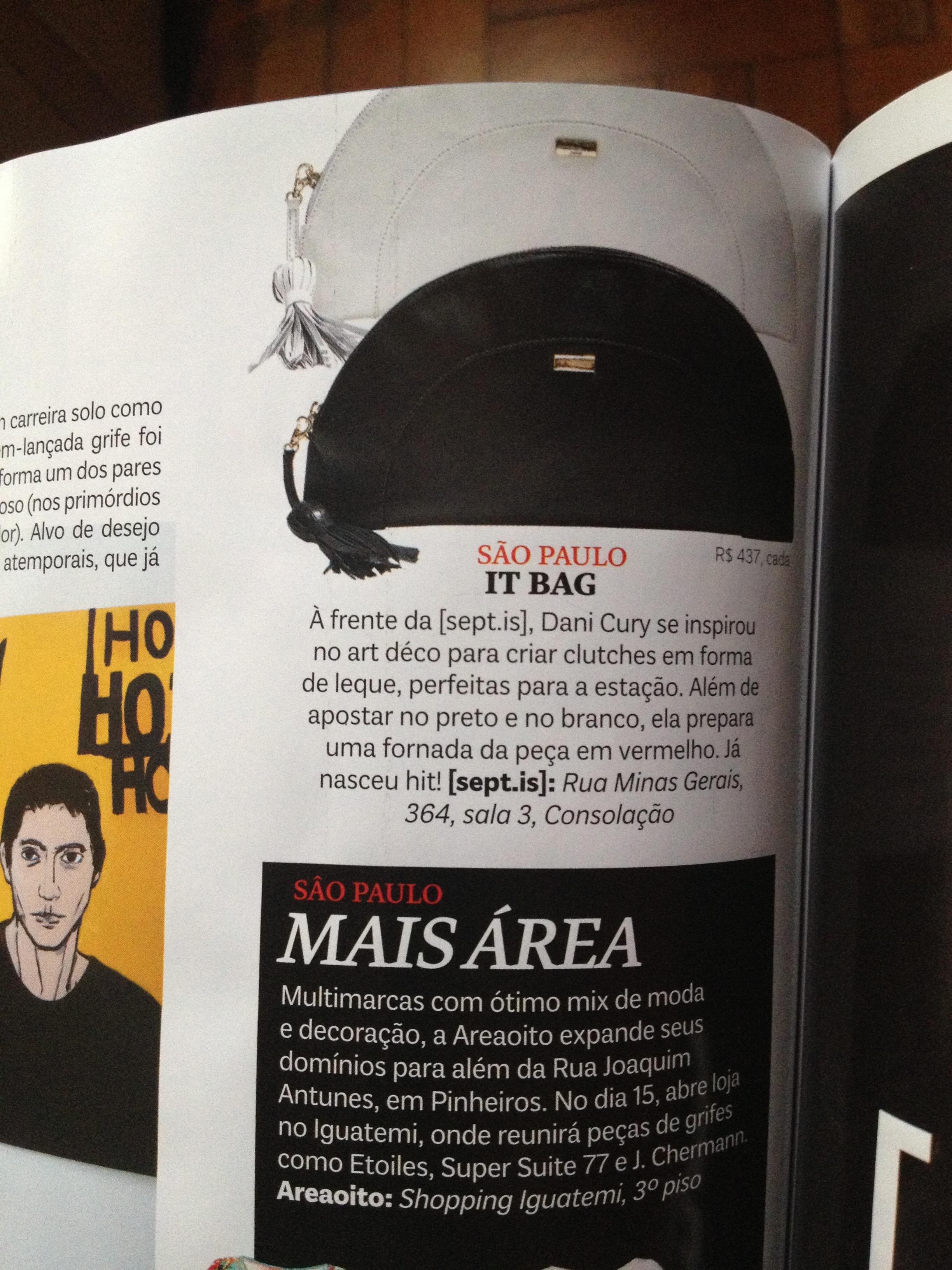 Bolsa Leque - It Bag