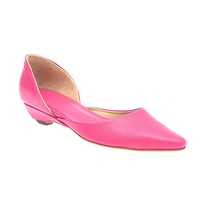 Sapatilha Aberta Pink