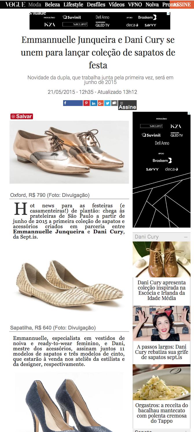 Vogue - Jun 2015