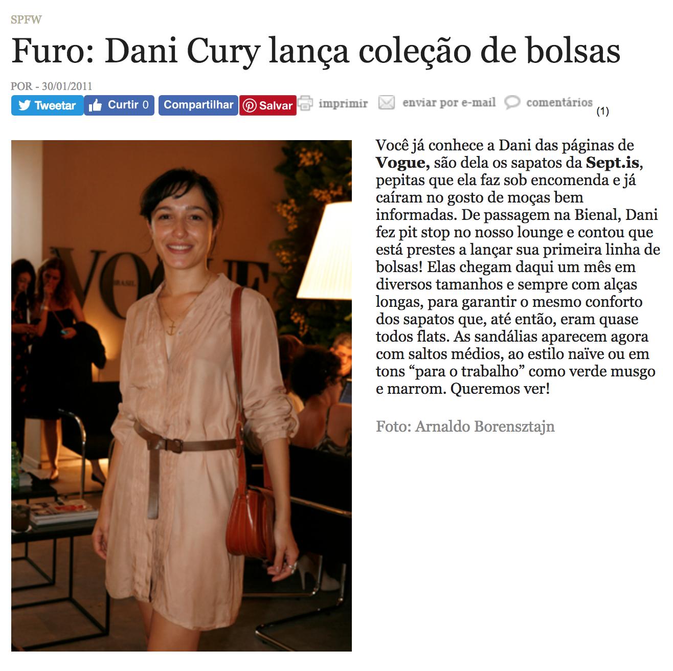 Vogue - Jan 2011