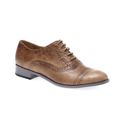 Brogue Concreto + Cinza