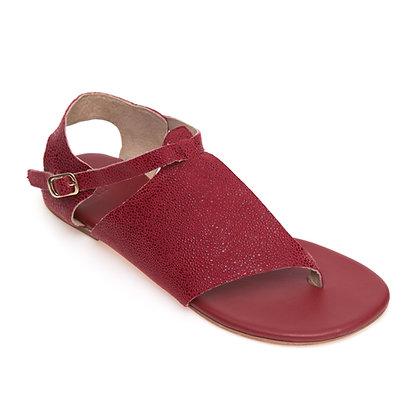 Sandália DD Arraia Vermelha