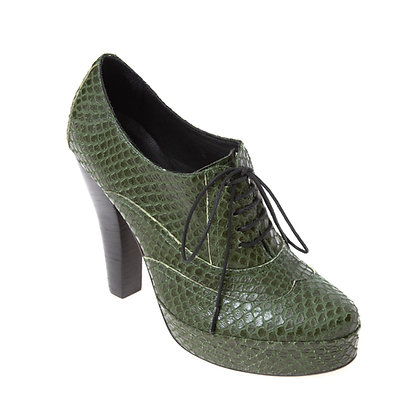 Ankle Boot Scotch Cobra Verde