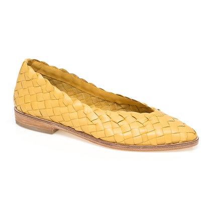 Sapatilha Tressê Amarela