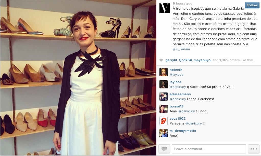 Vogue - Nov 2013