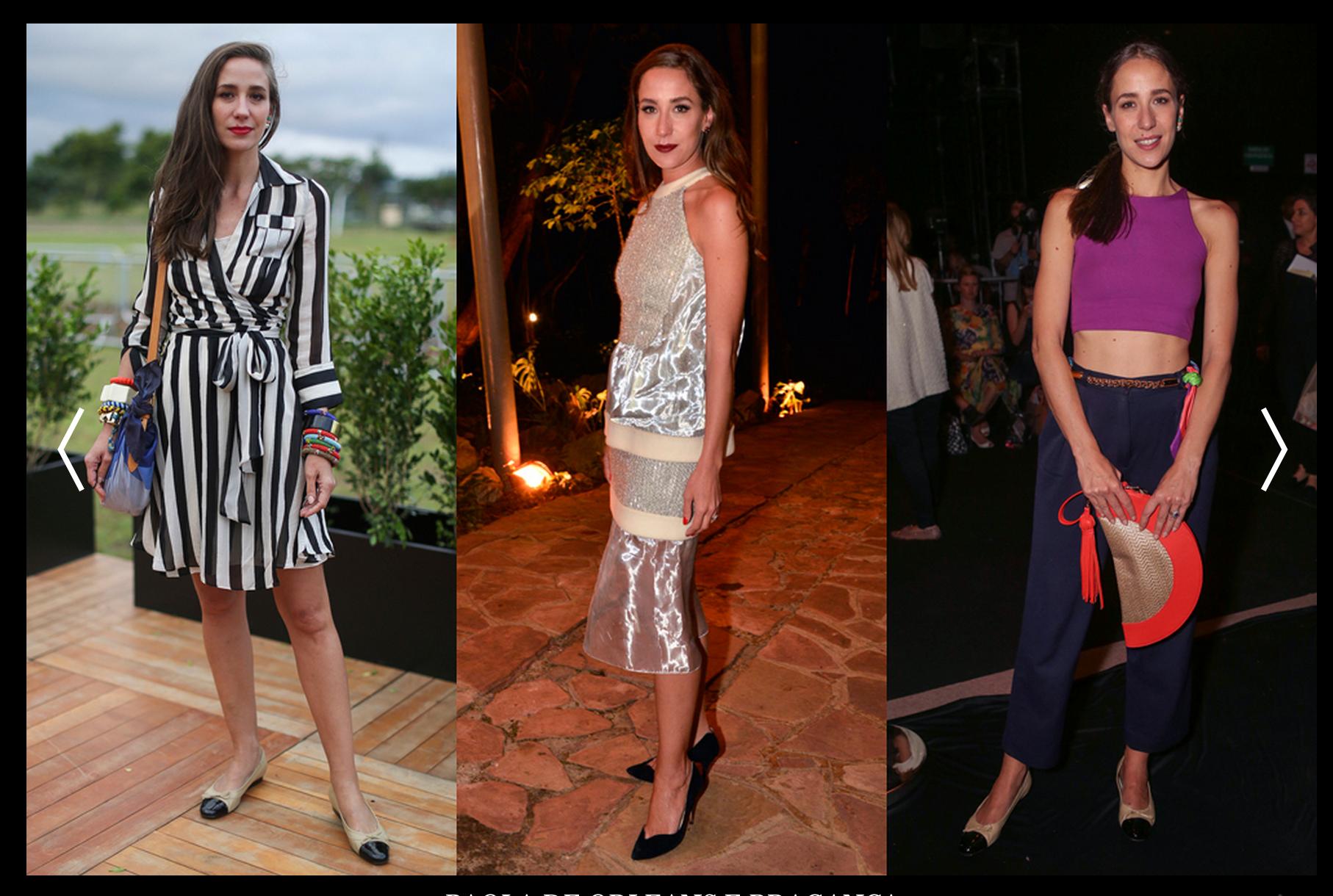 Best dressed SPFW - Vogue  2014