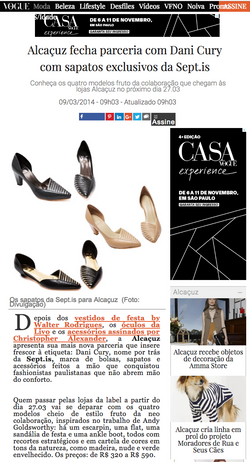 Vogue - Mar 2014