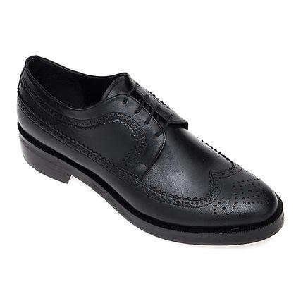 Sapato Brogue Gatsby Preto