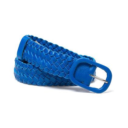 Cintos Tressê Azul