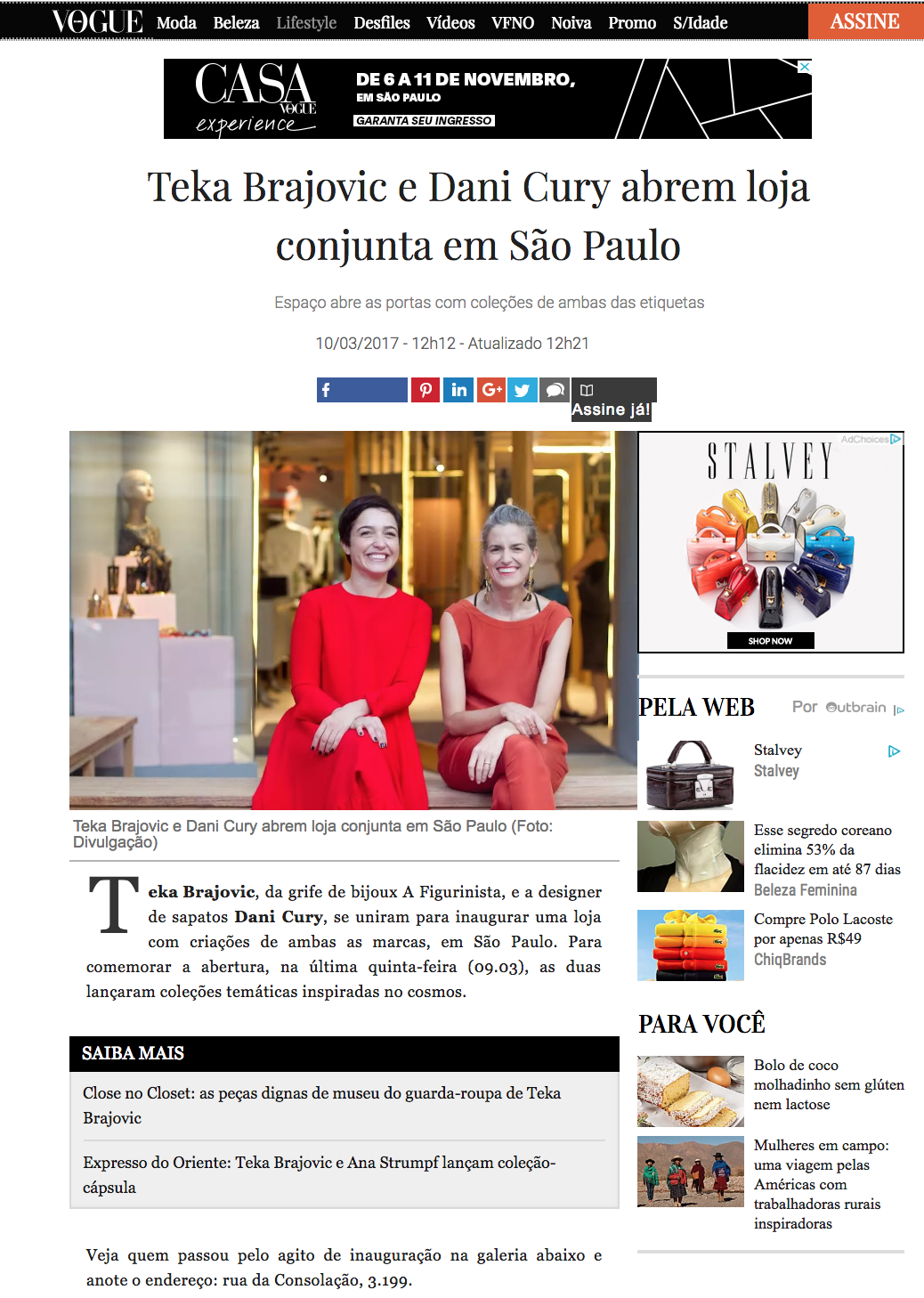 Vogue - Mar 2017