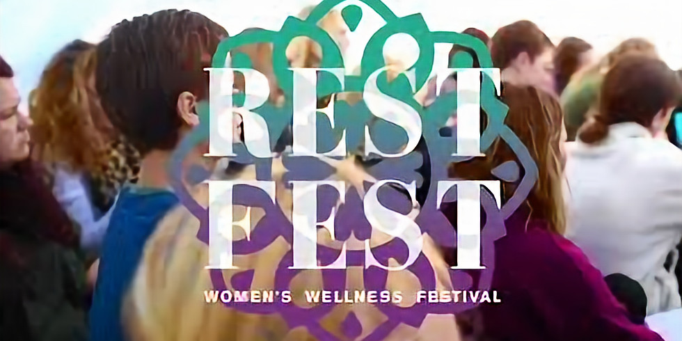 Drumming Your Power Home @ Rest Fest Women's Festival