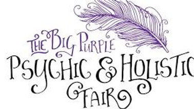 Workshop & Healing @ Big Purple Psychic Fair