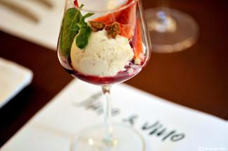 Domaći sladoled od sušenih smokava  Homemade dried fig ice cream